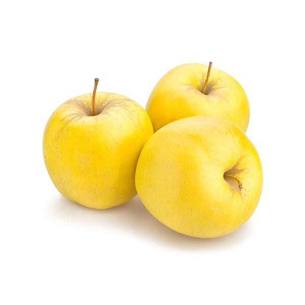 Golden Delicious apples x4