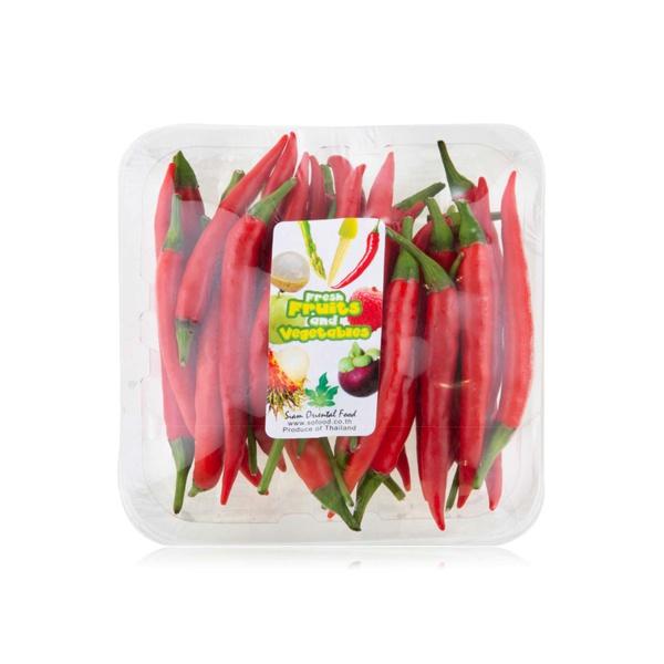 Red chilli Thailand 100g