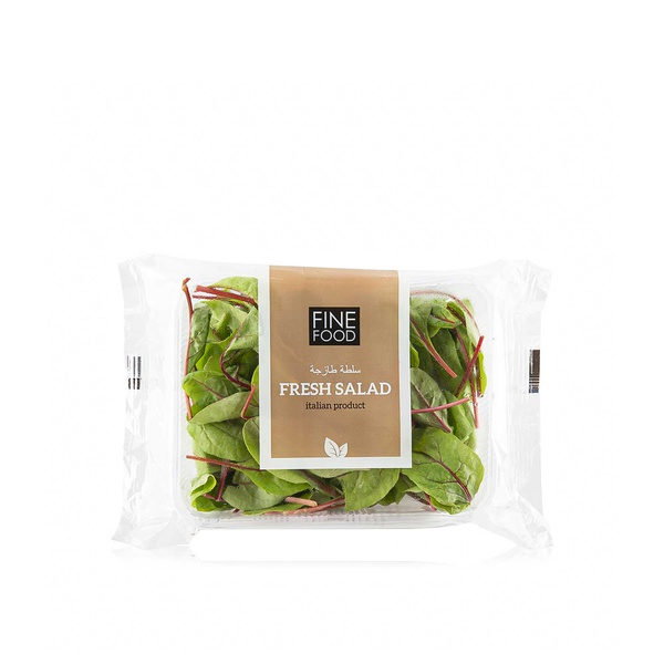 Fine Food red chard (oriental salad) 80g
