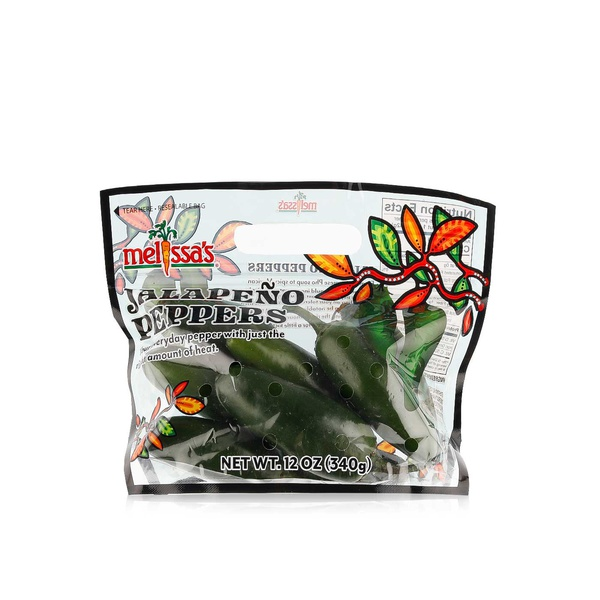 Melissa's jalapeno peppers 340g