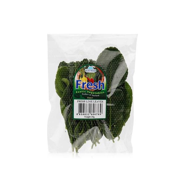 Fresh lime leaves 20g