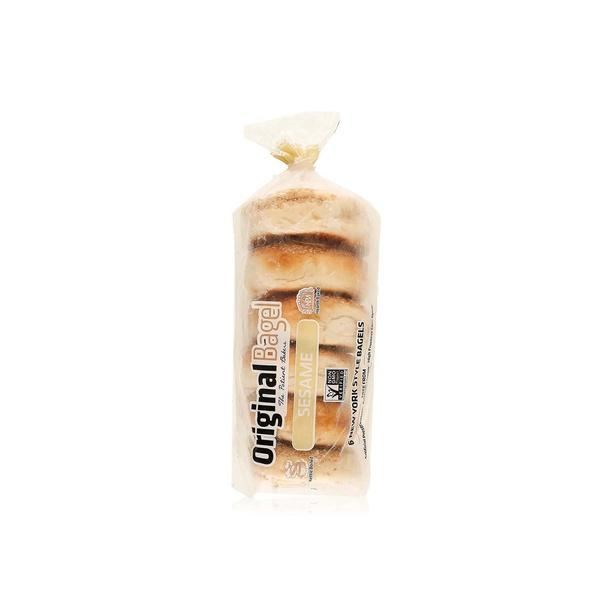 Original Bagel sesame bagels 723g