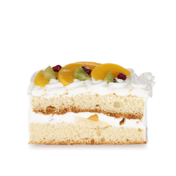 Fruit cake slice 110g