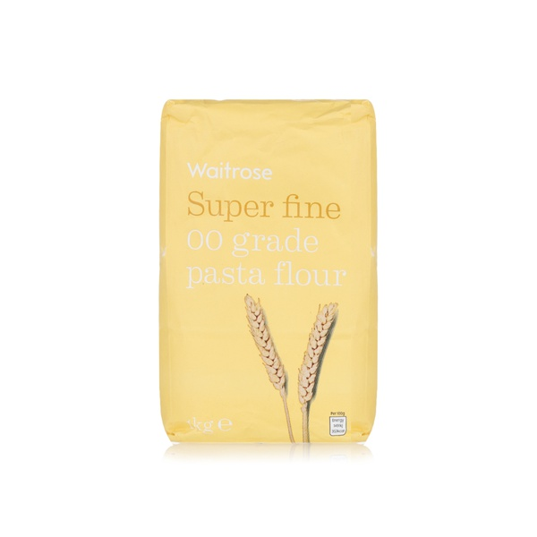 Waitrose superfine 00 grade pasta flour 1kg