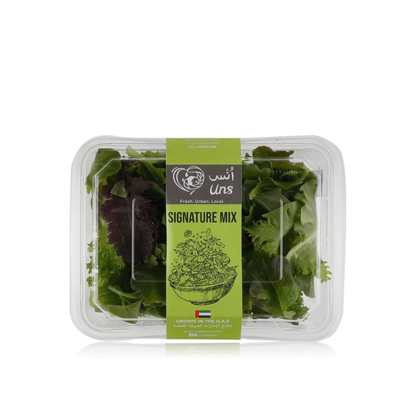 Uns signature mix salad leaves 100g