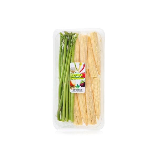 Siam Oriental Food Thai baby asparagus & corn mix