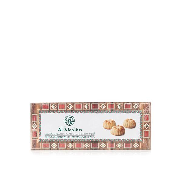 Al Mealim finest mamool with dates 240g