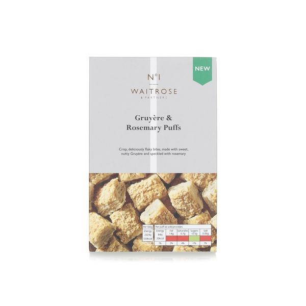 No.1 gruyere and rosemary puffs 75g