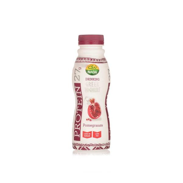 Nada drinking Greek yoghurt pomegranate 330ml
