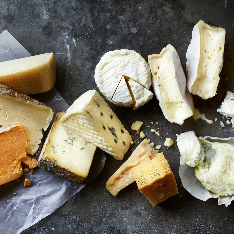 <p>Great British cheese</p>