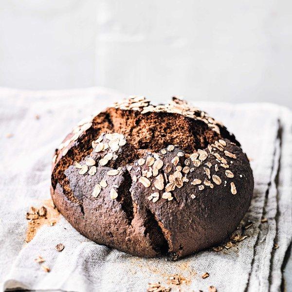 Honey & rye loaf